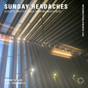 Sunday Headaches #21 Alberto invites Onga