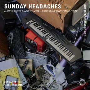 Sunday Headaches #26 Alberto invites Charlotte Atomi