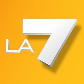 La7 identity rebrand