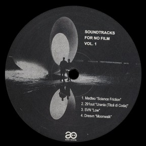 Soundtracks for No Film vol.1 A/V w/291out