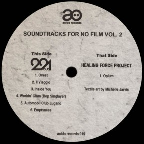 Soundtracks for No Film vol. 2 [Split] w/291out