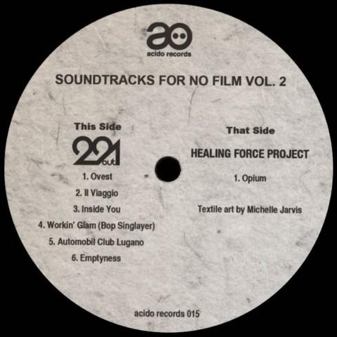 Soundtracks for No Film vol. 2 [Split] w/291out